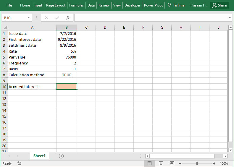 excel accrint function